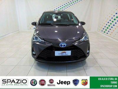 usata Toyota Yaris III 5p 1.5 hybrid Active