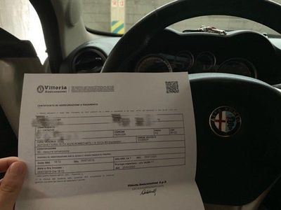 usata Alfa Romeo MiTo 1.4 70 CV 8V Impression