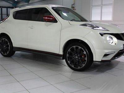 usata Nissan Juke Nismo RS Technology Xenon Recaro