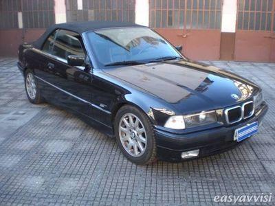 usata BMW 320 Cabriolet i 24V cat