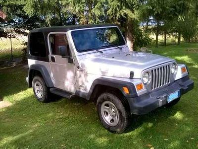 usata Jeep Wrangler 2.4 cat Sport
