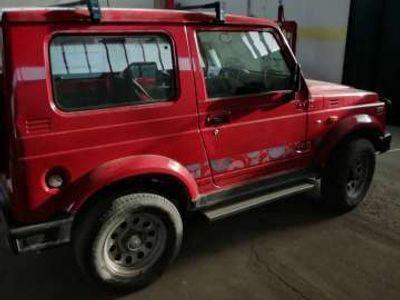 used Suzuki Samurai 1.3i cat Cabriolet De Luxe