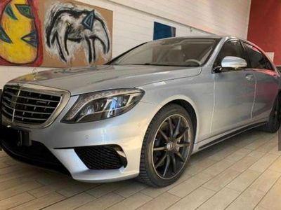 usata Mercedes S63 AMG AMG Classe (W/V222) 4Matic Lunga