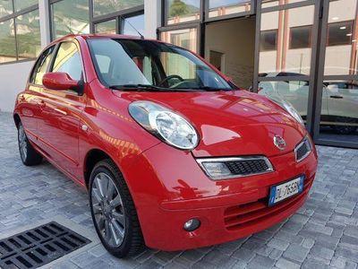 gebraucht Nissan Micra 1.4 16V 5 porte Active Luxury Km 86000 EURO 4