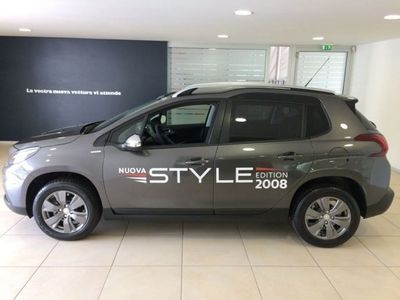 second-hand Peugeot 2008 PureTech 82 S&S Style