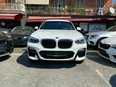 usata BMW X3 xDrive20d Msport-LED-PARI AL NUOVO-12 MESI