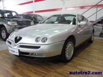 usata Alfa Romeo GTV 2.0i 16v twin spark lusso - per collezionisti benzina