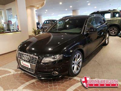 usata Audi S4 Avant 3.0 TFSI quattro S tronic UNIPROPRIETARIO