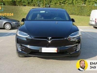 usata Tesla Model X 100kWh Dual Motor Performance Ludicrous