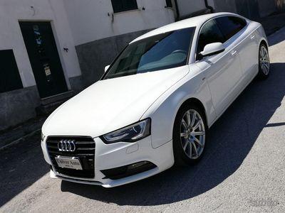 usata Audi A5 SPB 2.0 TDI 177CV S LINE EDITION.. Restayling..
