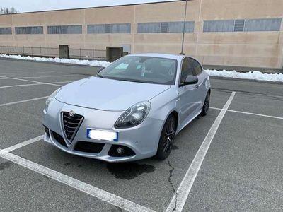 usata Alfa Romeo Giulietta quadrifoglio verde