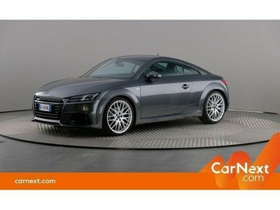 usata Audi TT 2.0 Tfsi Quattro S Tronic S Line
