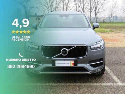 używany Volvo XC90 D5 AWD Geartronic Momentum