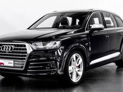usata Audi SQ7 S 4.0 V8 TDI quattro tiptronic Business Plus