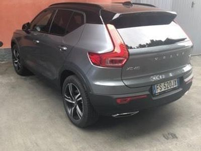 used Volvo XC40 T5 AWD Geartronic R-design