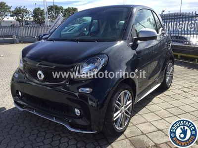used Smart ForTwo Coupé FORTWO 90 turbo twinamic passion