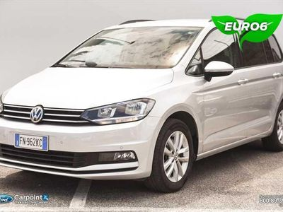 begagnad VW Touran 1.6 tdi Comfortline 115cv dsg