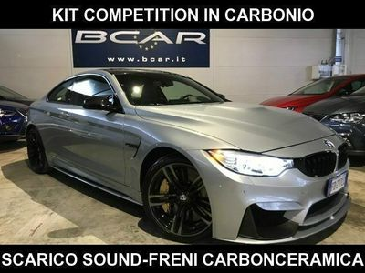 usata BMW M4 Coupé DKG Competition Head-up Disp. CarbonCeramica
