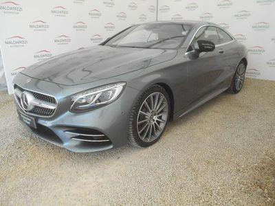 usata Mercedes S560 Classe S Mod.4Matic Coupé Premium Plus
