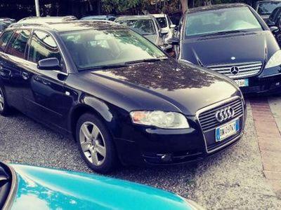usata Audi A4 SW Avant 2.0 16V TDI 140 CV Anno 2008