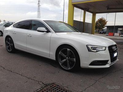 brugt Audi A5 3.0 tdi sline Spb autom-navi-pelle-leed