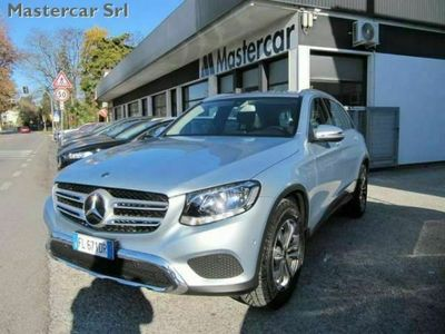 usata Mercedes GLC220 d 4Matic Business, rate (facoltative) da 289?/m