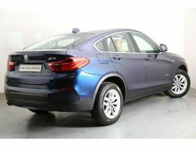 usata BMW X4 xDrive20d