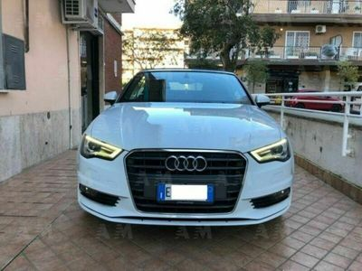 usata Audi A3 Cabriolet  [ 2.0 TDI Ambition(PELLE+NAVI+AUTOMATICA+LED) ]