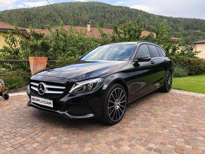 usata Mercedes C220 d S.W. Auto Business CERCHI 19° NUOVI!!!!