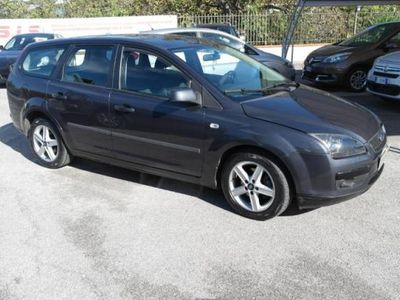 used Ford Focus 1.6 TDCi (90CV) S.W.