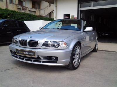 usata BMW 325 Cabriolet Serie 3 (E46) Ci cat