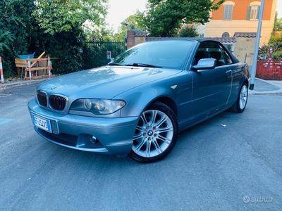 usata BMW 320 Cabriolet ci (E46) GPL 2004