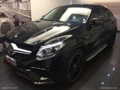 usata Mercedes GLE63 AMG amg s coup 4matic