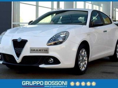 usata Alfa Romeo Giulietta 1.6 JTDM 120cv TechEdition
