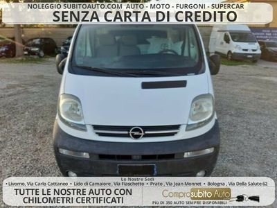 usata Opel Vivaro 25 1.9 CDTI/100CV PC-TN Furgone