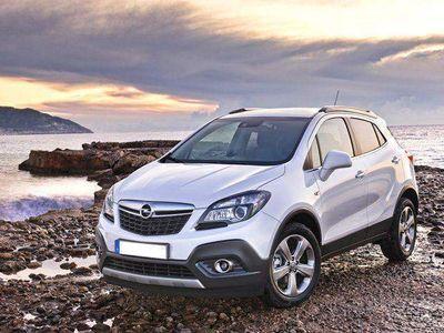 usado Opel Mokka 1.7 CDTI Ecotec 130CV 4x2 aut. Cosmo