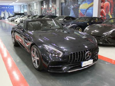 used Mercedes AMG GT Roadster