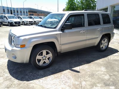 used Jeep Patriot 2.2 CRD DPF Limited