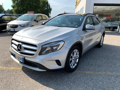 usado Mercedes GLA200 CDI Automatic Executive