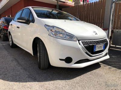 usata Peugeot 208 VAN 1.4 hdi - con iva - km certificati