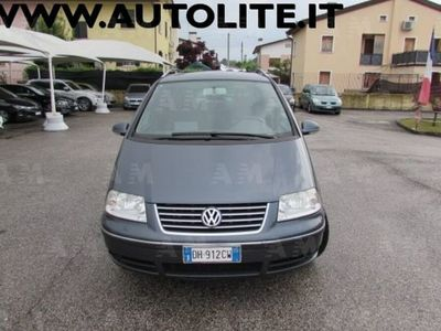 usado VW Sharan 2.0 TDI DPF Freestyle