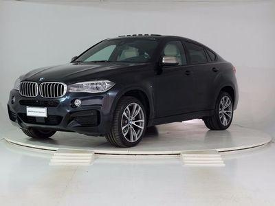 begagnad BMW X6 (F16/F86) xDrive40d Msport