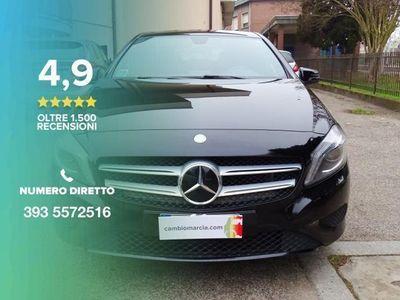 brugt Mercedes A180 CDI Automatic Sport