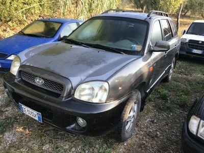 used Hyundai Santa Fe 2.0 CRDi TD 4WD GL Plus