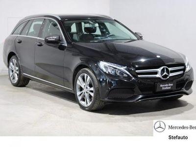 używany Mercedes C200 d S.W. Auto Sport Navi rif. 11626369