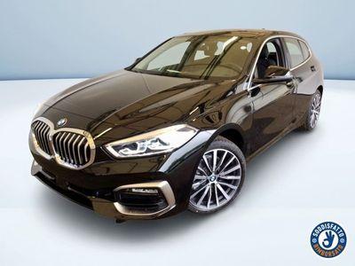 usata BMW 118 Serie 1 d 5 porte Luxury