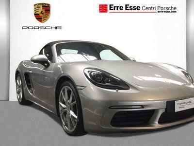 usata Porsche 718 Boxster Boxster2.0