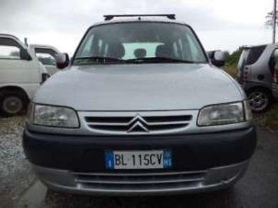 usata Citroën Berlingo 1.4 4p. Multispace PLS Clim.