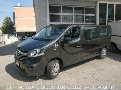 usata Opel Vivaro Vivaro29 1.6 CDTI 115CV PL-TN Combi 9 POSTI