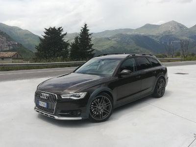 usata Audi A6 Allroad 320Cv Quattro 42.000 Km 1 Propriet
